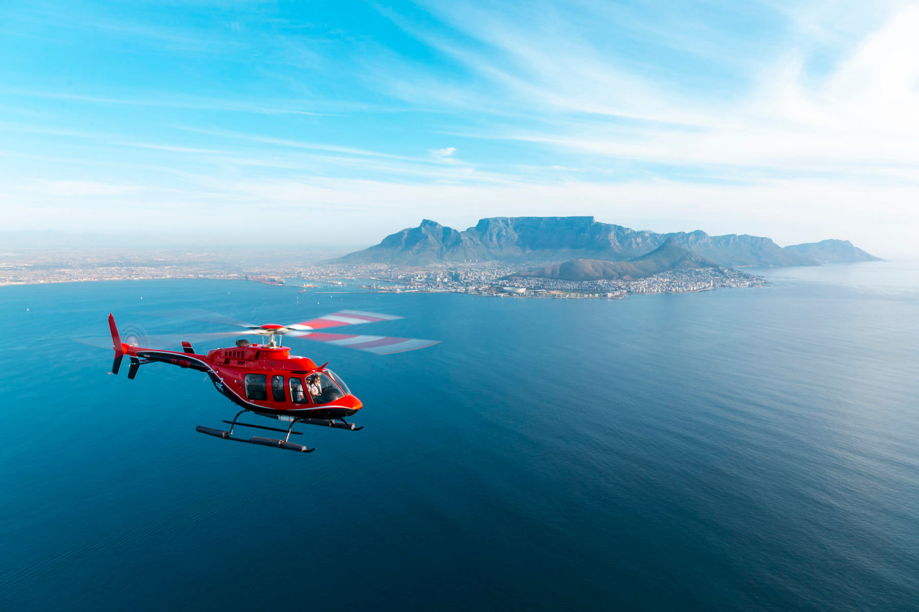 Book your Cape town helicopter tour